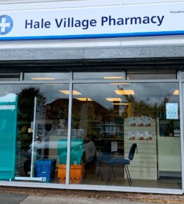 Chemist hale village pharmacy liverpool